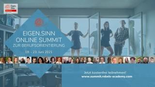 19.-23.06.2021 | Interview mit Wolf und Imke-Marie beim Eigen.Sinn Online-Summit